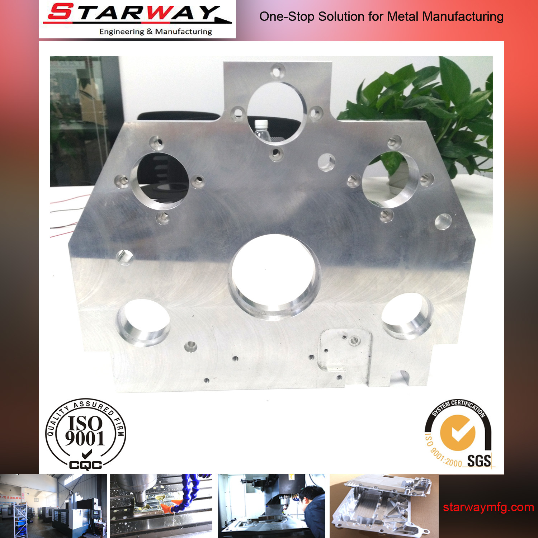 OEM Precision Aluminum CNC Machining
