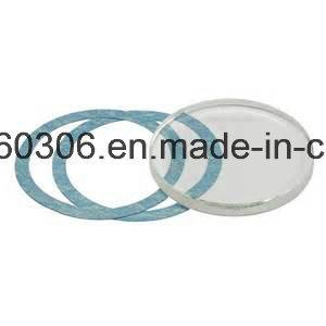 Pressed Round Borosilicate Sight Glass