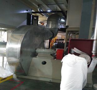 SSS Non Woven Machine 2400mm