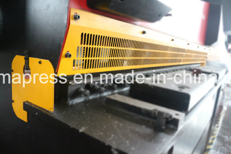 Hydraulic CNC Shearing Machine