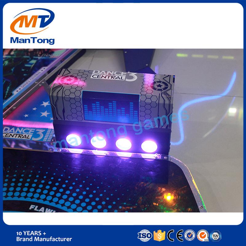 Motion Sensing Amusement Simulator Music Dancing Game Machine