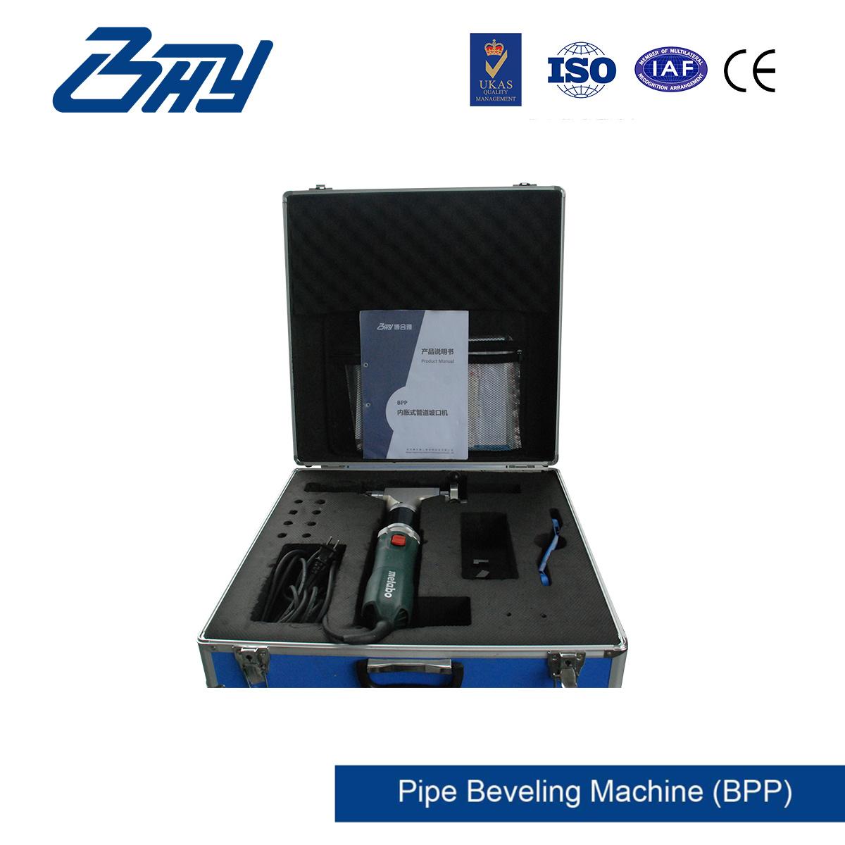 Portable Pipe Beveling Machine/Pipe Beveler (BPP4E)