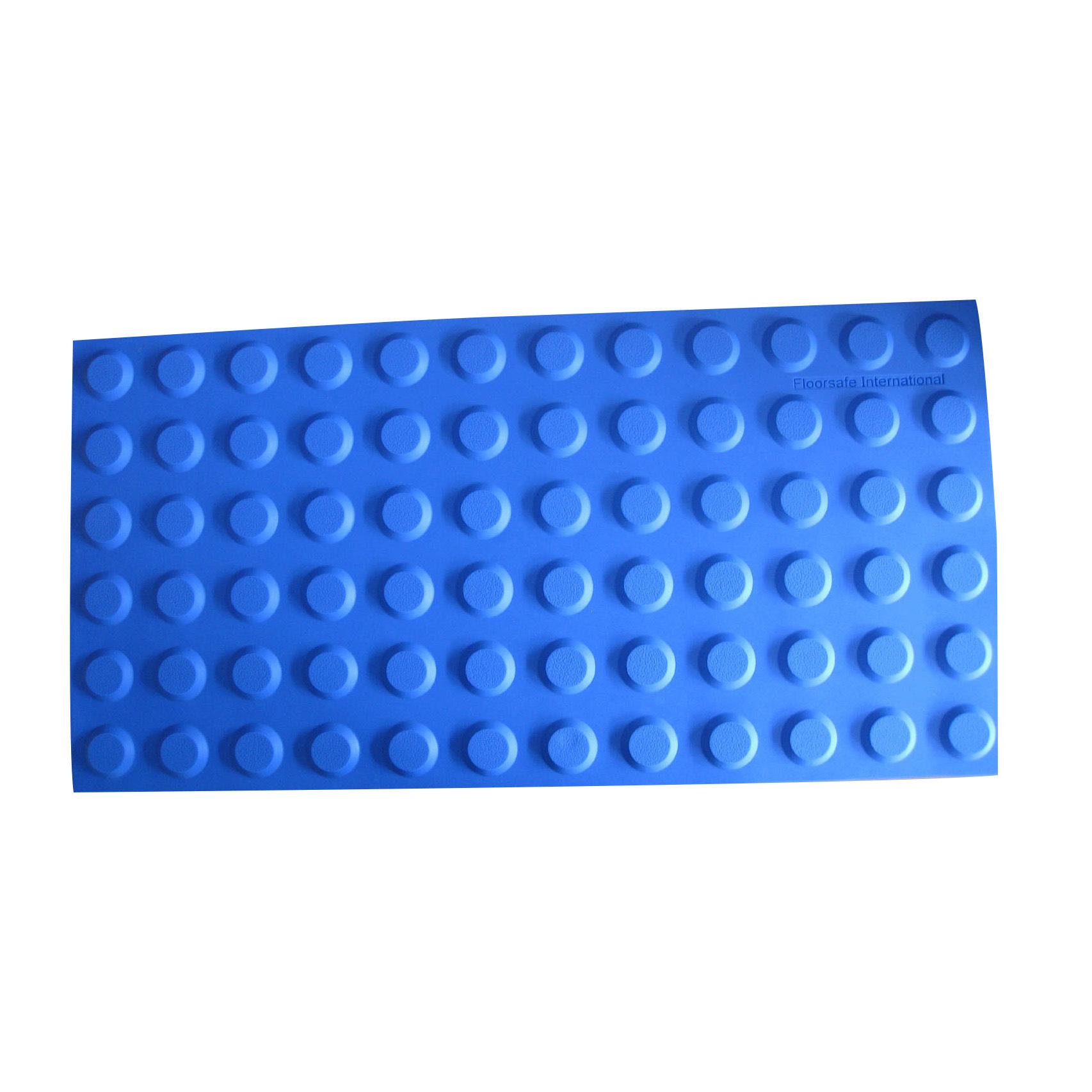 Rubber Tactile Indicator Mat (XC-MDB7004)