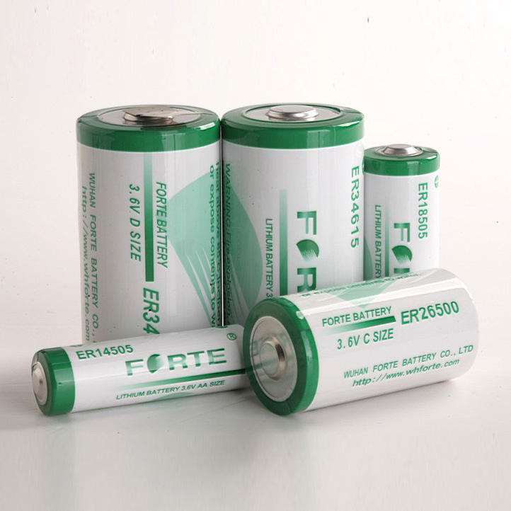Cr1/3n Battery with Solder Tags (2L76, CR11108)