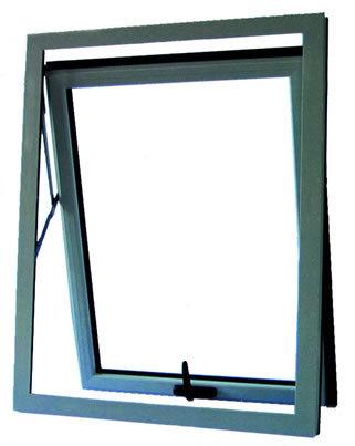 China Aluminum Awning / Outward Opening Window For Bathroom   China  Aluminum Outward Open Window, Aluminium Outward Open Windows