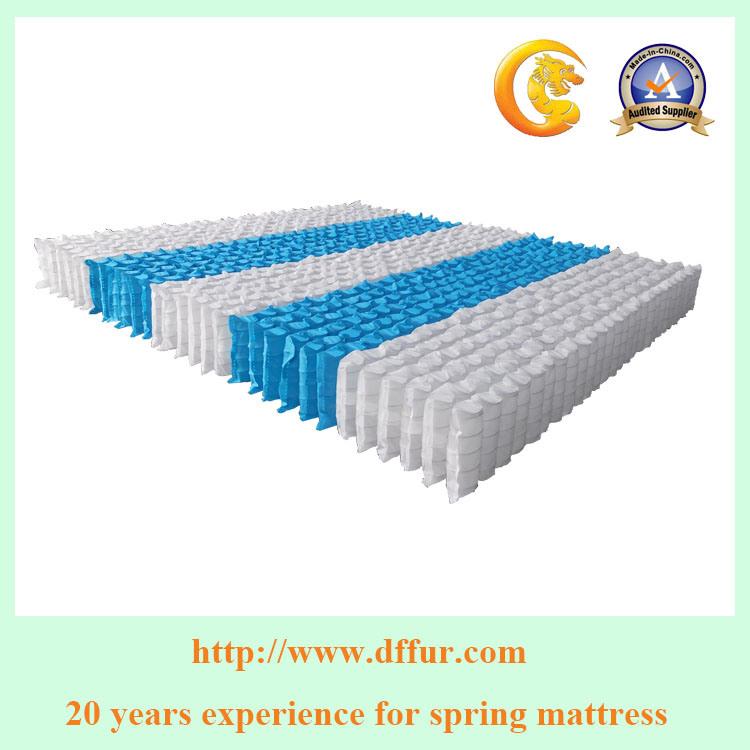 5 Zoned Pocket Spring Mattress Innerspring Pocket Coil Unit Dfi-03