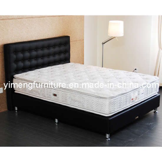 China Double Pillow Top Mattress YMP 1021 China Pocket
