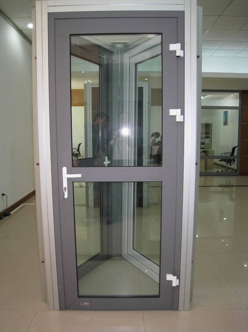 Steel Casement Doors : Security doors aluminium door parts