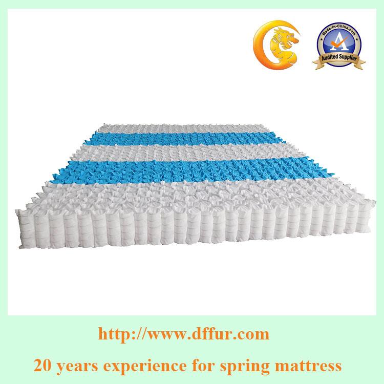 5 Zoned Pocket Spring Mattress Innerspring Pocket Coil Unit Df-09