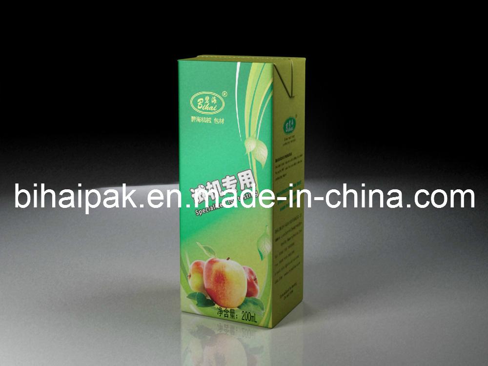 Laminates Juice Packaging Paper