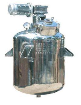Material Preparation Tank