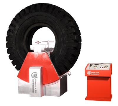 Mine Truck Tires Vulcanizer (AA-TR2500)