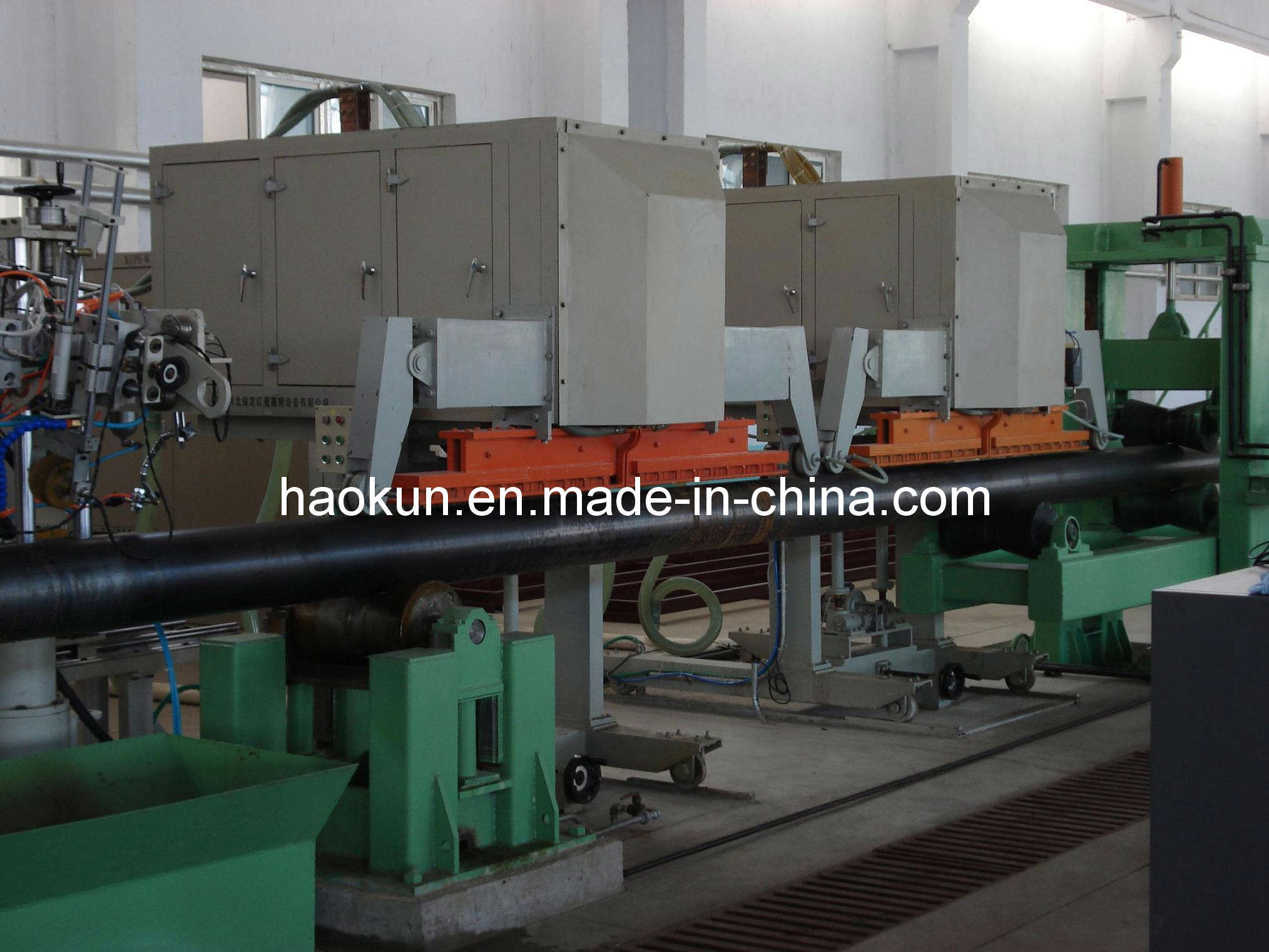 ERW Pipe Straight Welded Pipe Machine