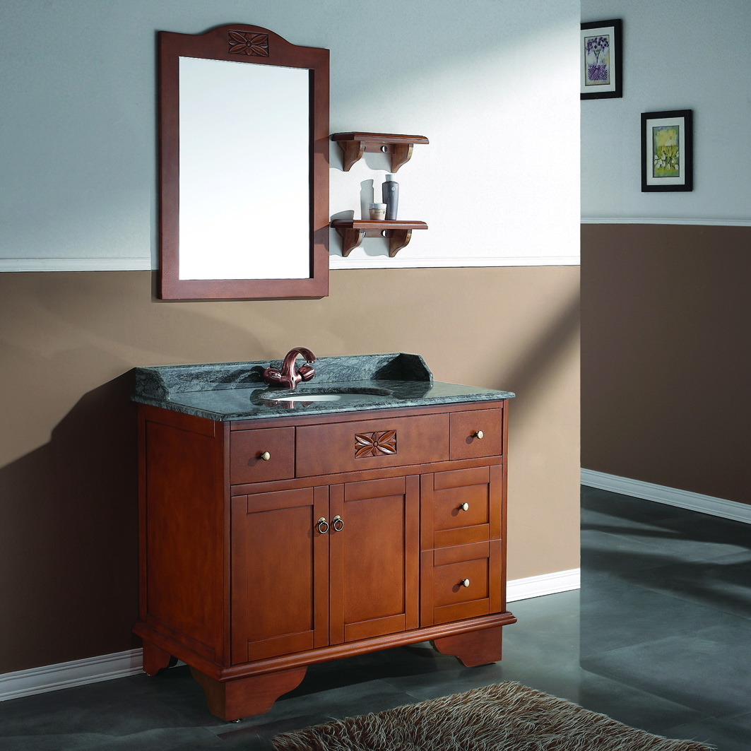 Home Kizzen Discount Bathroom Vanity Cabinets