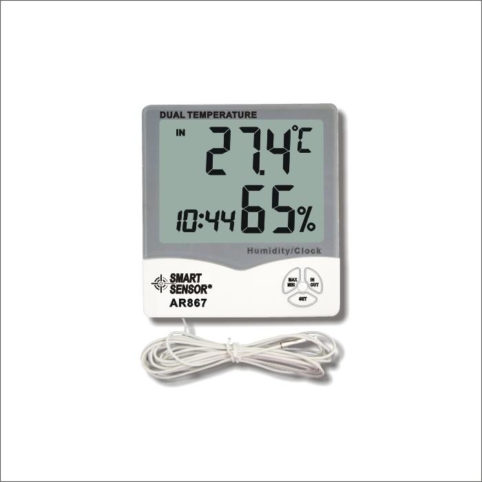 Temperature Humidity Meter : China humidity temperature meter ar
