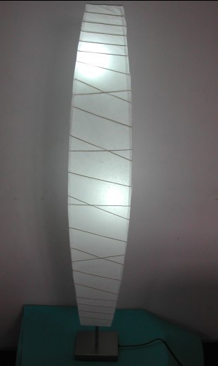 Striped Lamp Shades Floor Lamp Paper Floor Lantern L2061