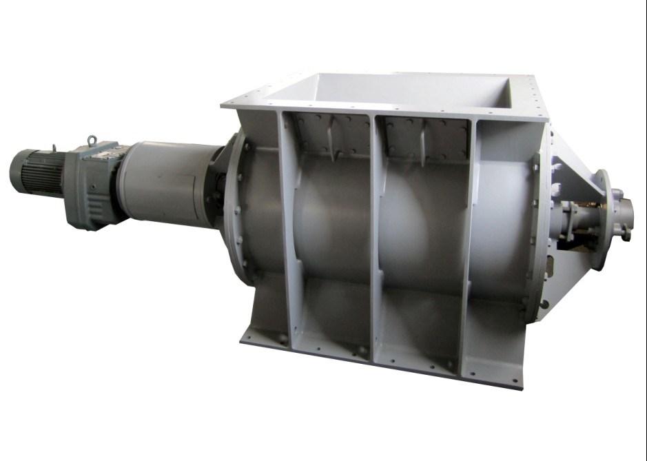 Rotary Air Valve : China rotary air lock valve