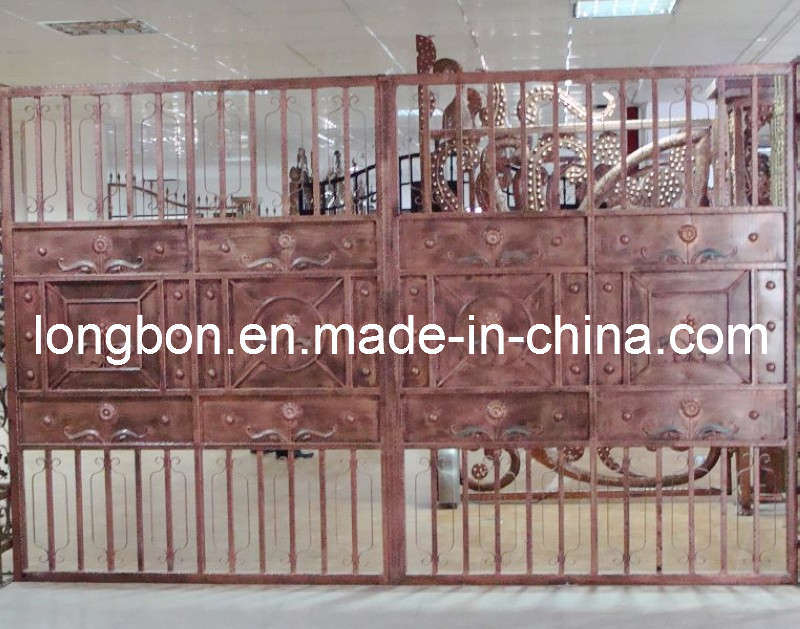 Iron Grill Gate Designs