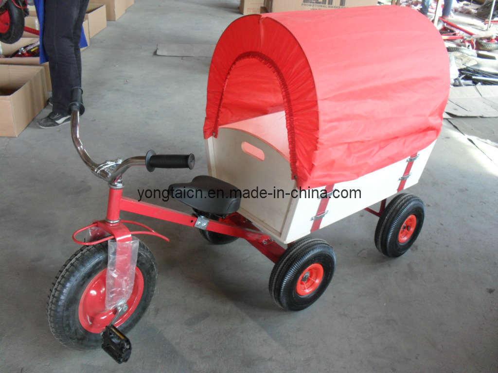 Children Tricycle Wagon (TC1803C-1)