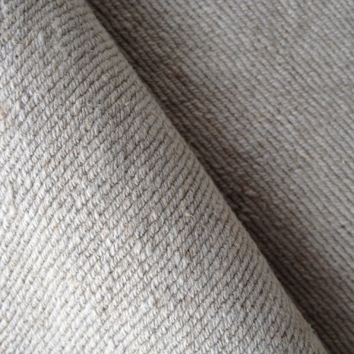 Antique Heavy Hemp Twill Fabric (QF13-0125)
