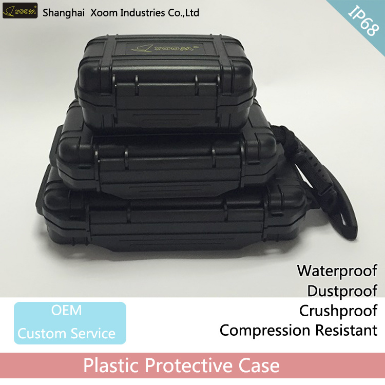 Outdoor Gear Gift --Colorful Waterproof Safety Box Plastic Packaging Box
