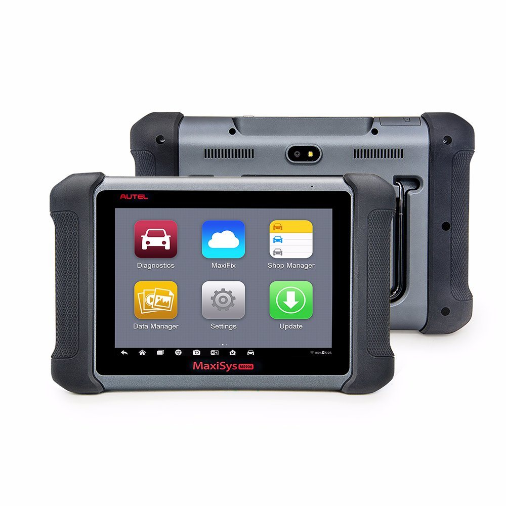 Autel Maxisys Ms906 Automotive Diagnostic System Full Package Ms906 Powerful Than Maxidas Ds708