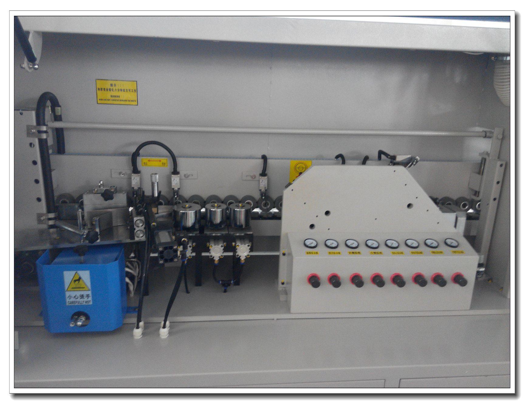 Auto Edge Banding Machine Edge Bander PVC Sealing Machine with Function of Corner Rounding