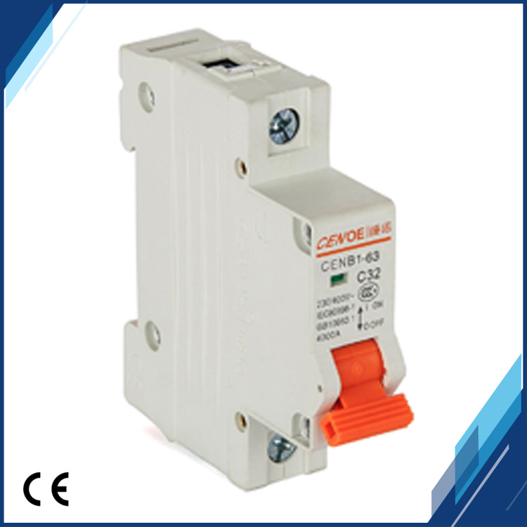 2017 New Style 32A 1p Mini Circuit Breaker
