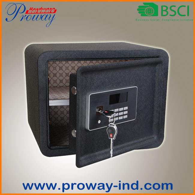LCD APP Operated Electronic Safe for Home and Commercial