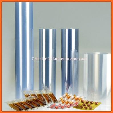 White High Quality Rigid PVC Film for Pharma Medicine Packing
