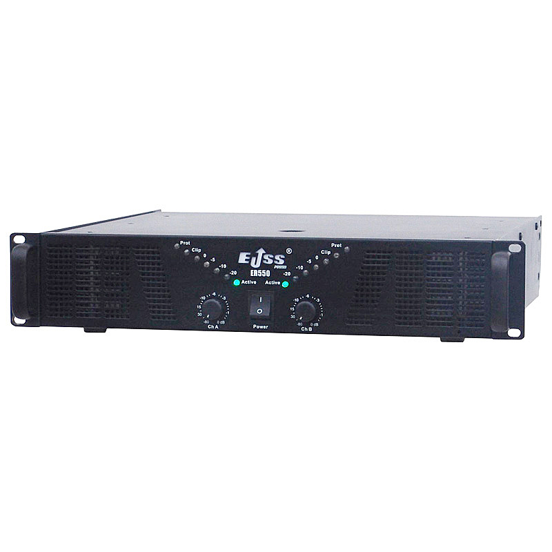 Er550 550W Professional Audio Amplifier