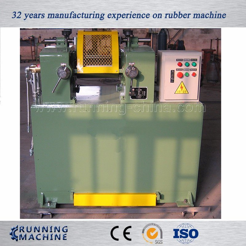 Laboratory Rubber Mixing Mill Machine for Testing