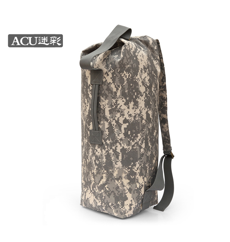 90L Tactical Outdoor Strong Nylon Water-Proof Backpack