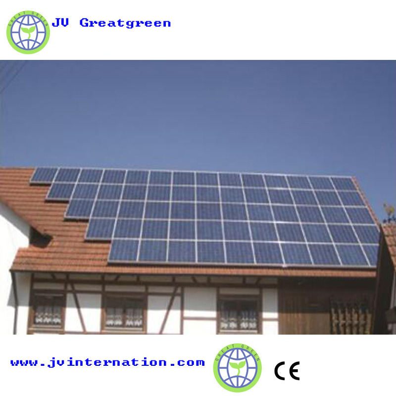 Family Use on-Grid Solar Powe System