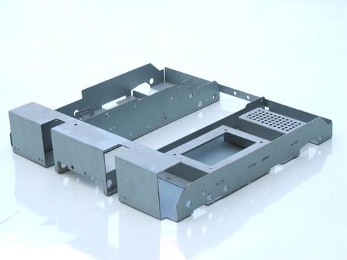 Metal Stamping Sheet Metal Box Fabrication