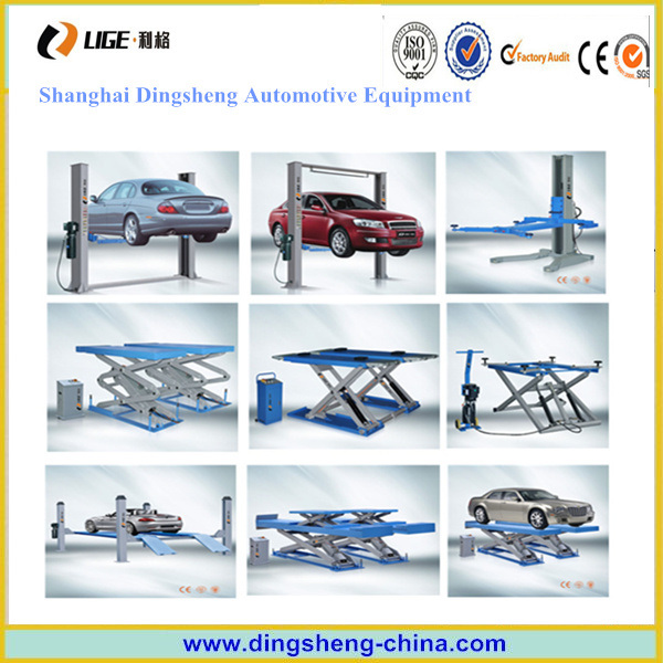 Car Lift 3000 Car Hoist Automobile Workshop Machines