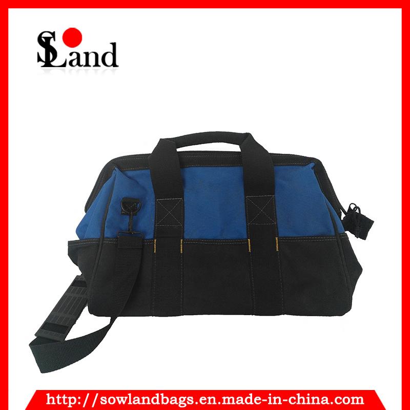 Blue Small Plumber Tool Bag