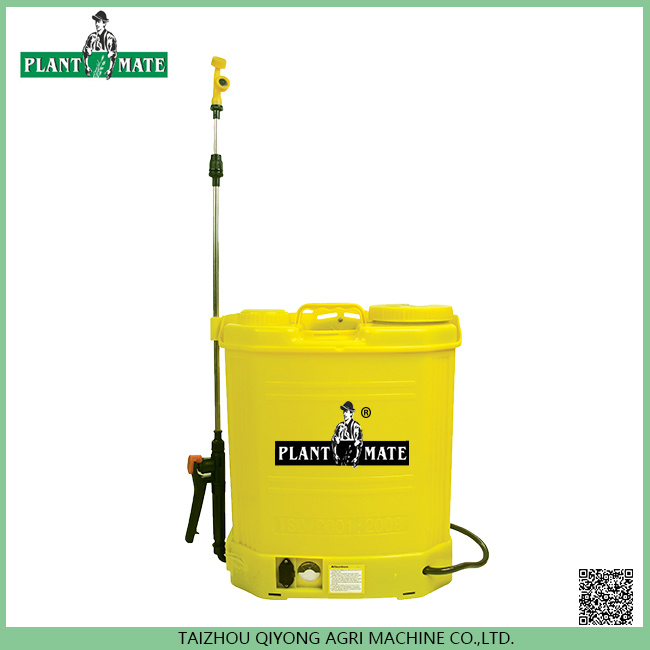 Electric Knapsack Sprayer for Agriculture/Garden/Home (HX-16C)