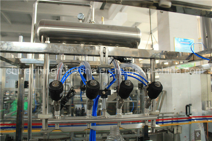 Hot Selling Bottle Water Washing Filling Capping Line