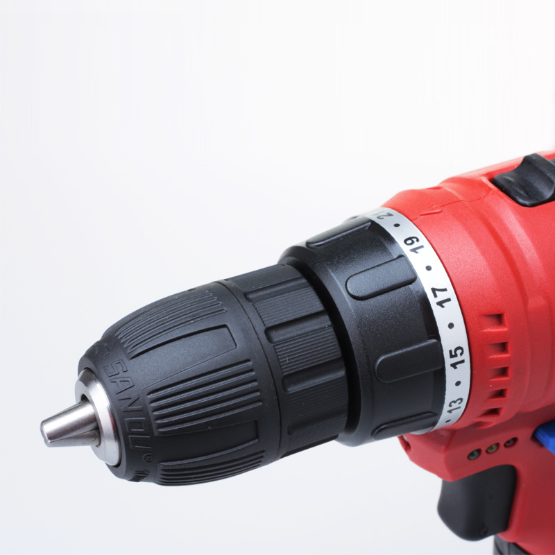 Power Tools Lithium Battery Cordless Drill (GBK1-6712TS)