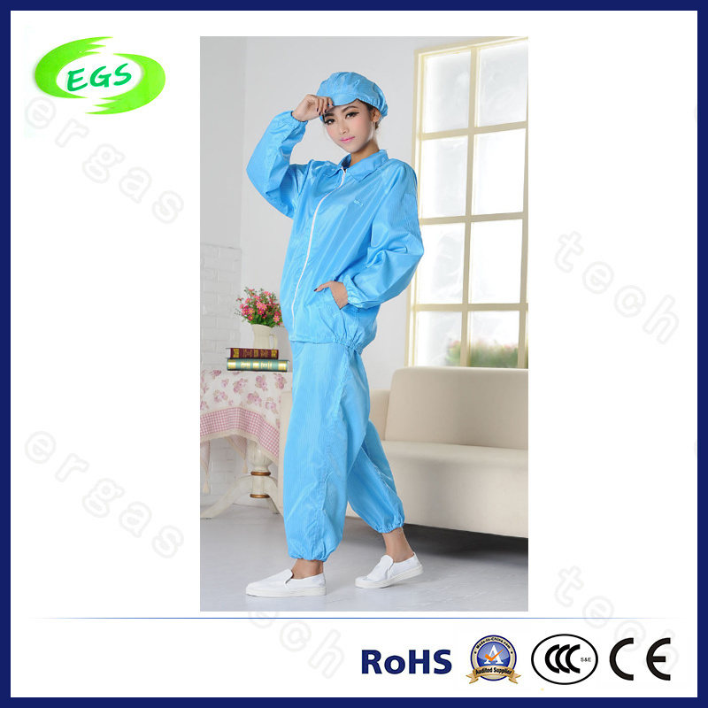 Polyester ESD Anti-Static Garment for Assembly Industry (ESG-PP04)