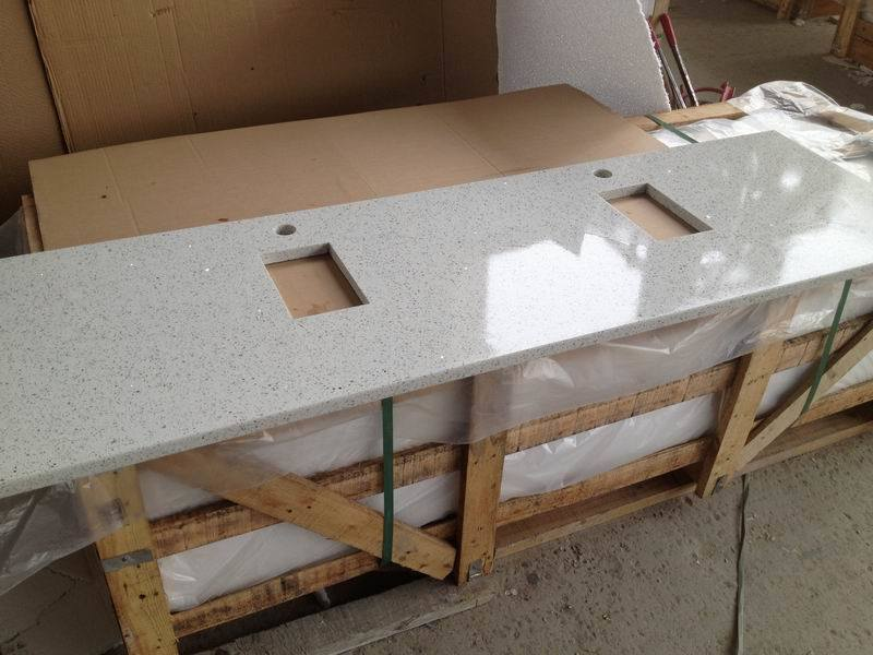 Quartz Kitchen Countertop Cut to Size Price