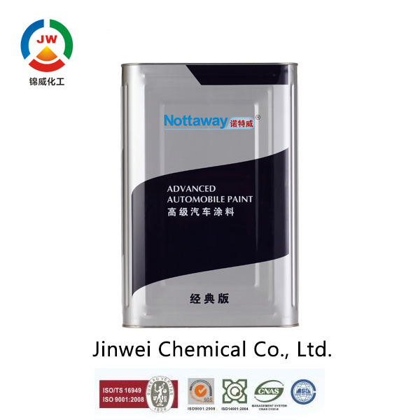 Jinwei Paint Liquid Bisphenol a Epoxy Resin Floor Coating Paint
