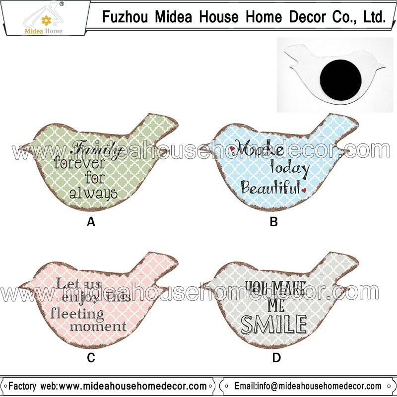 China Supplier Custom 2D Flat Fridge Magnet