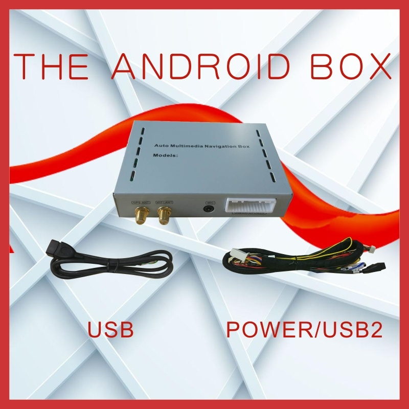 Android Car Navigation Interface System for Citroen-Ds 208/2008/3008/408/508