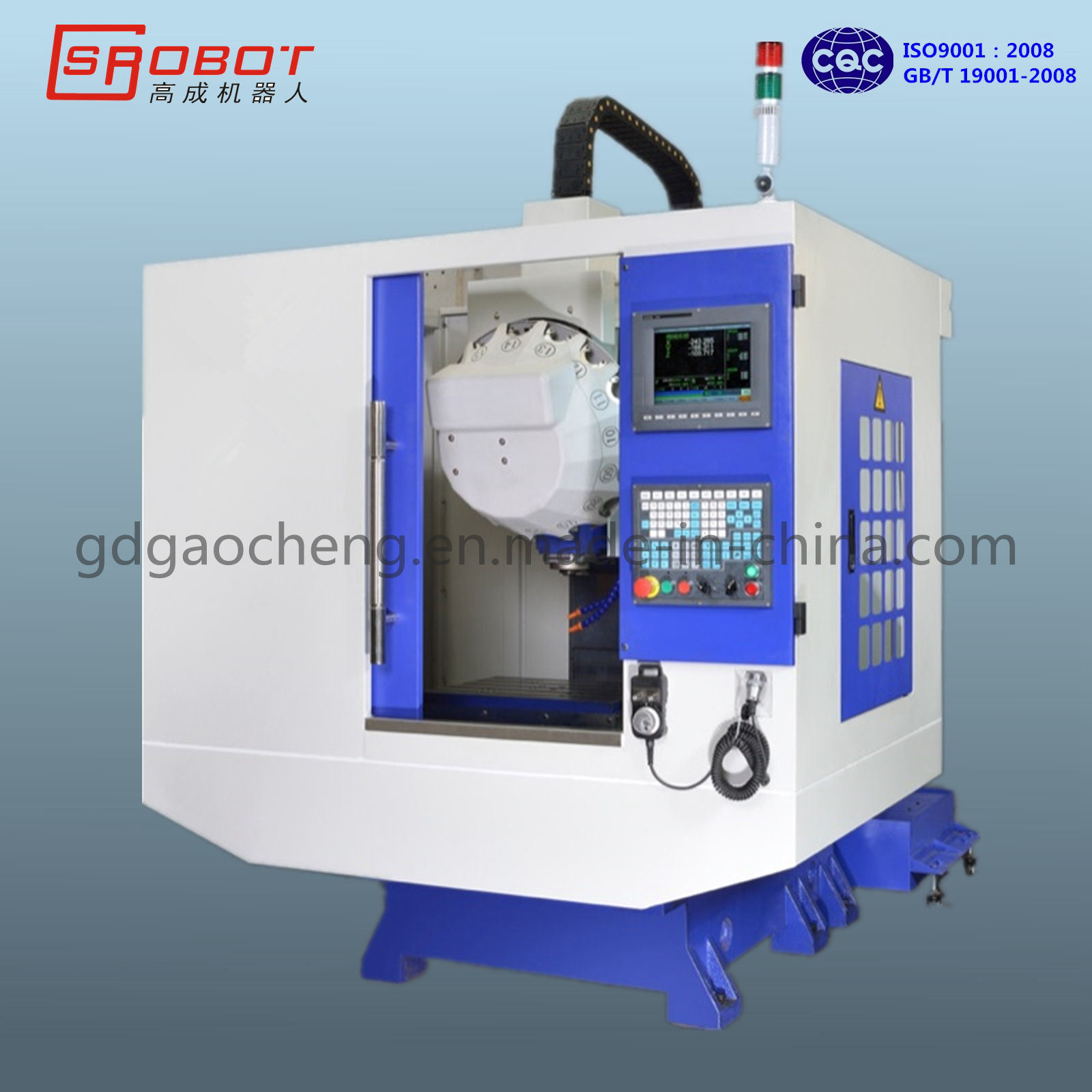 CNC Drilling and Tapping Machine GS-T5