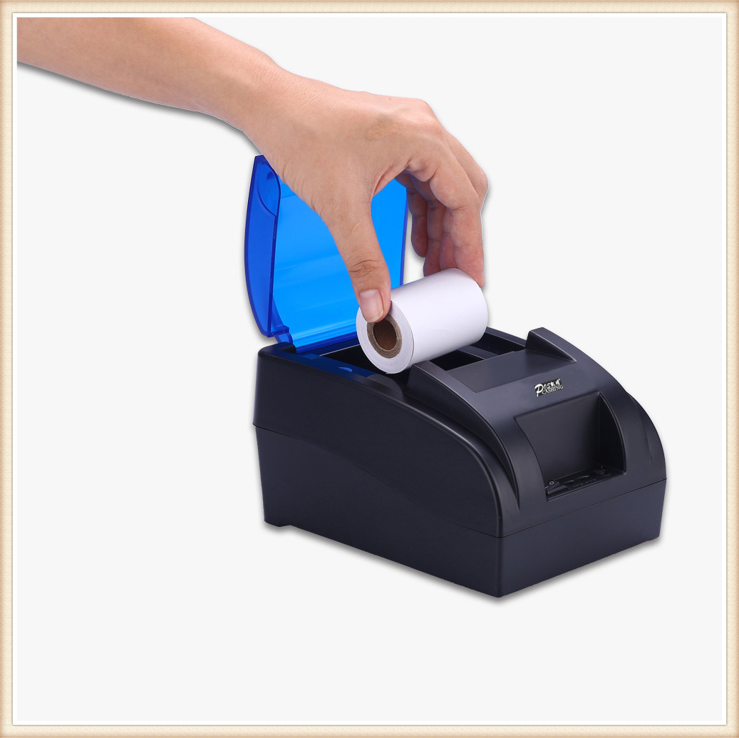 Mini 58mm Thermal Printer for Point of Sale Receipt for POS System