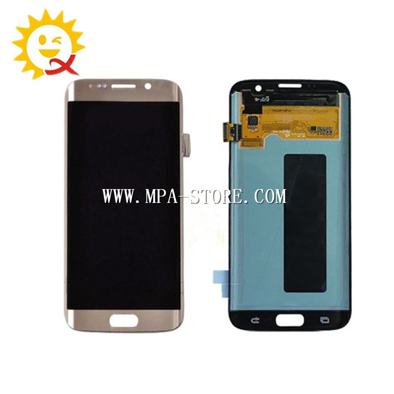 S7 Edge LCD Display for Samsung Mobile