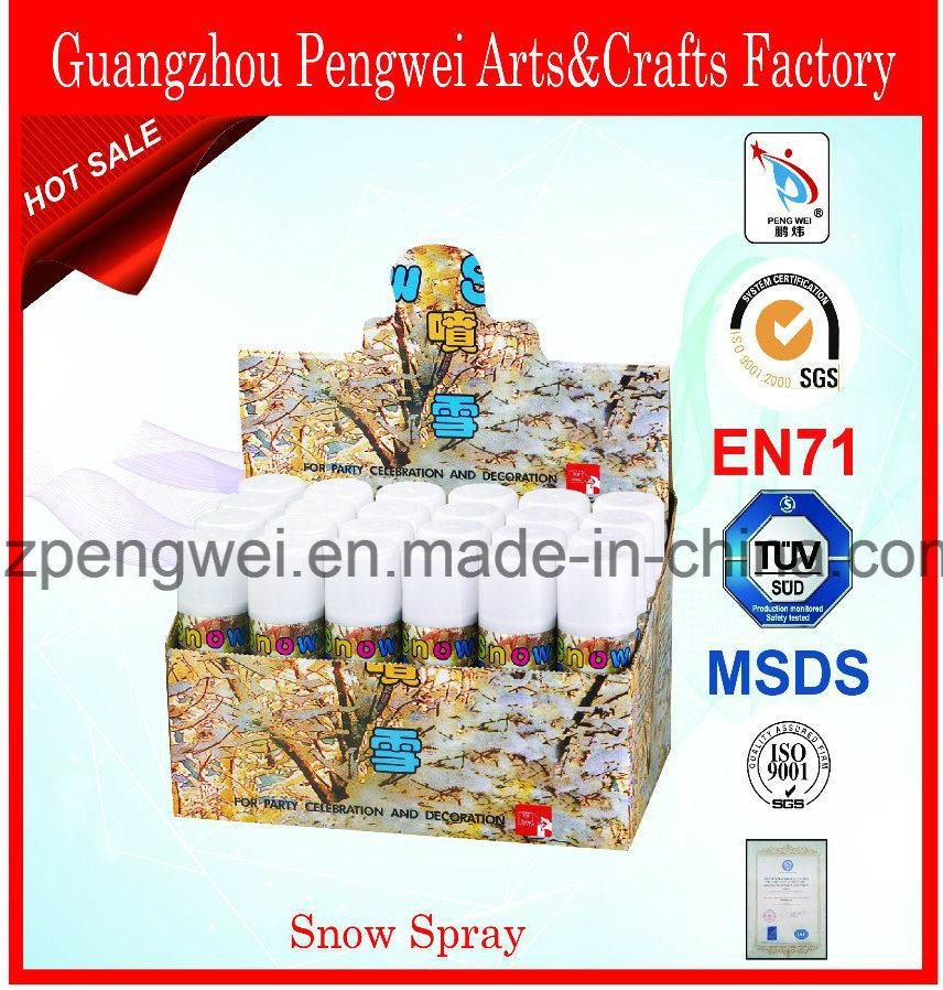 Cheap Price Hot Sale Aerosol Taiwan Snow Spray