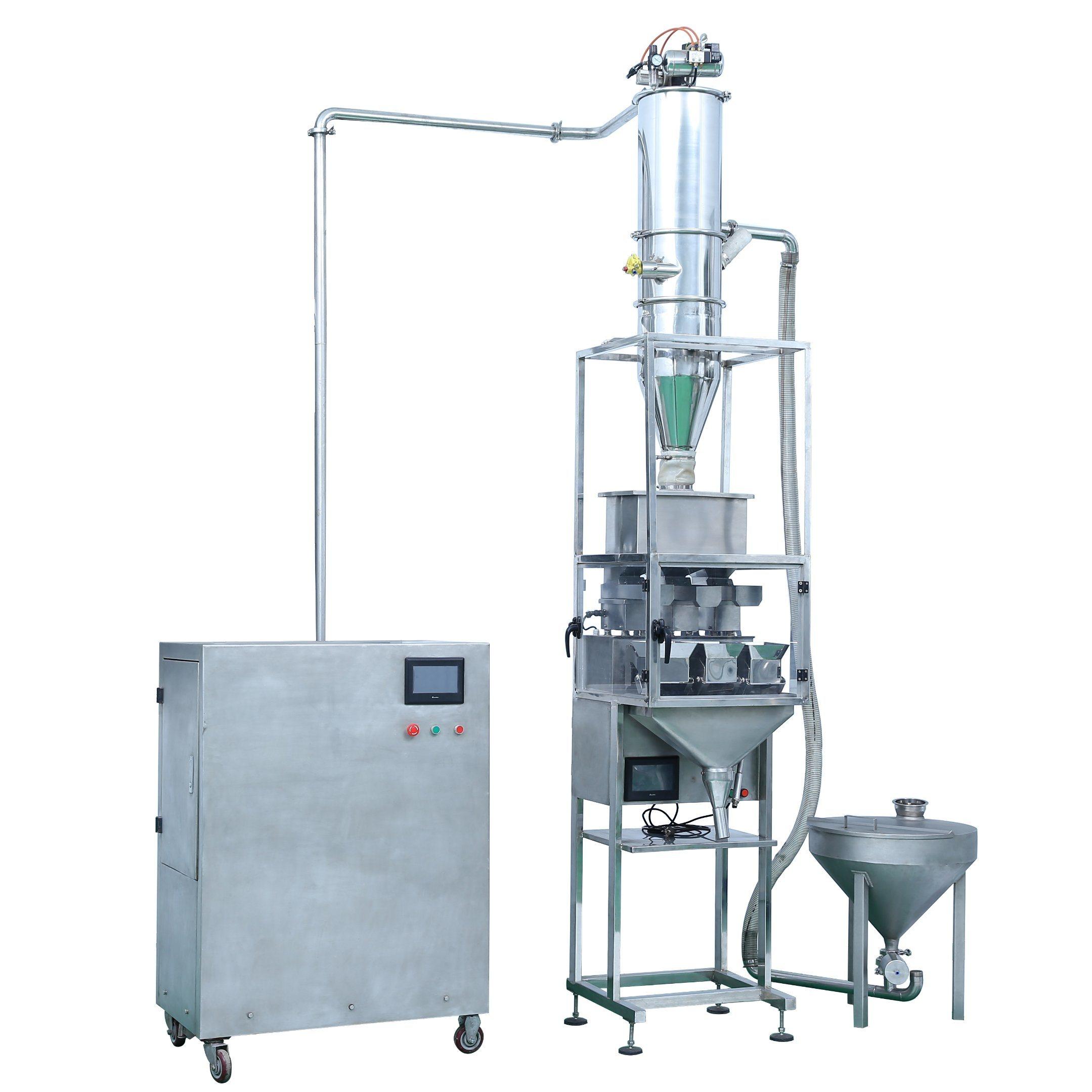 Nuoen Pneumatic Vacuum Feeding Machine for Particles/Powder
